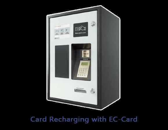 Card Recharging with EC-Card